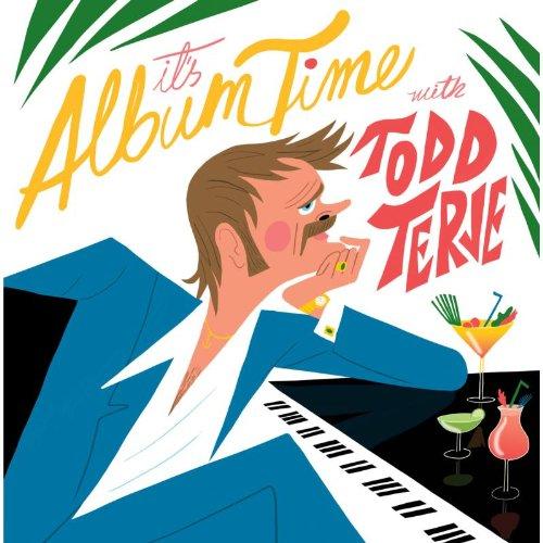 Todd Terje - It's Album Time [2xLP]