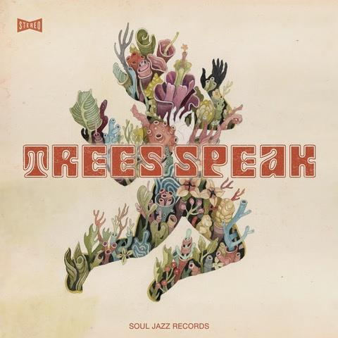 "Trees Speak - Shadow Forms [LP+7""]"