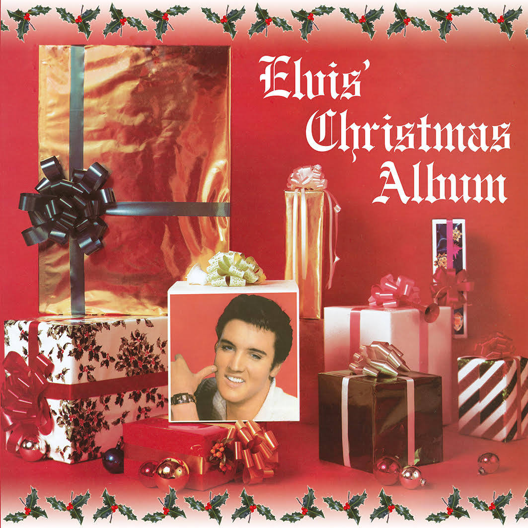 Elvis Presley - Elvis' Christmas Album [LP] (Picture Disc)