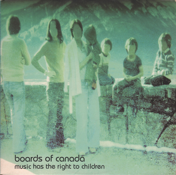 Boards Of Canada - Music Has The Right To Children [2xLP]