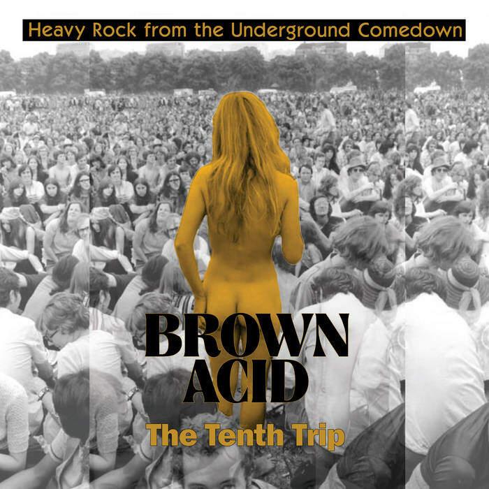 Various - Brown Acid: The Tenth Trip [LTD LP] (Coloured vinyl)