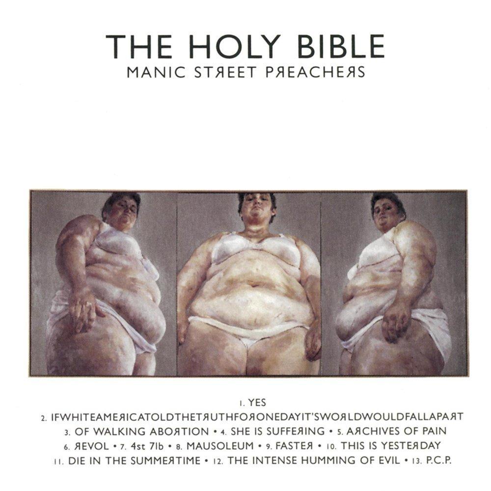 Manic Street Preachers - Holy Bible [LP]
