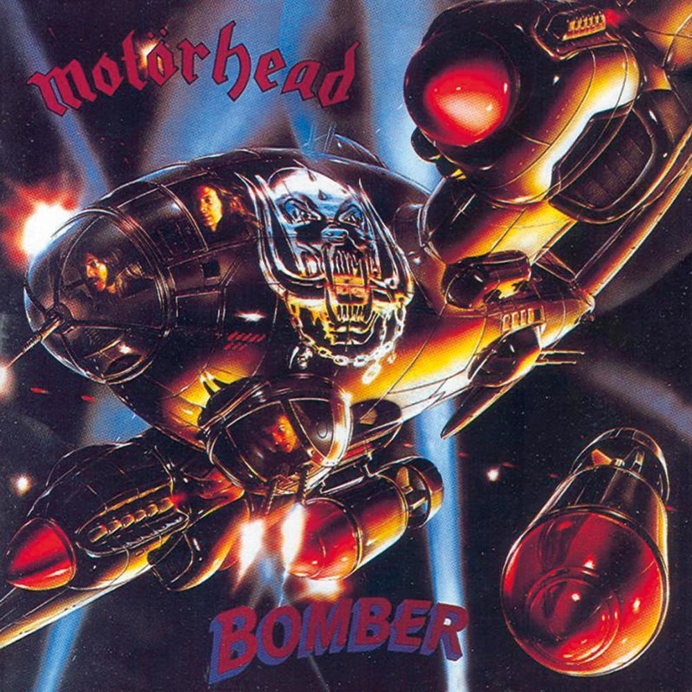 Motörhead – Bomber [LP]