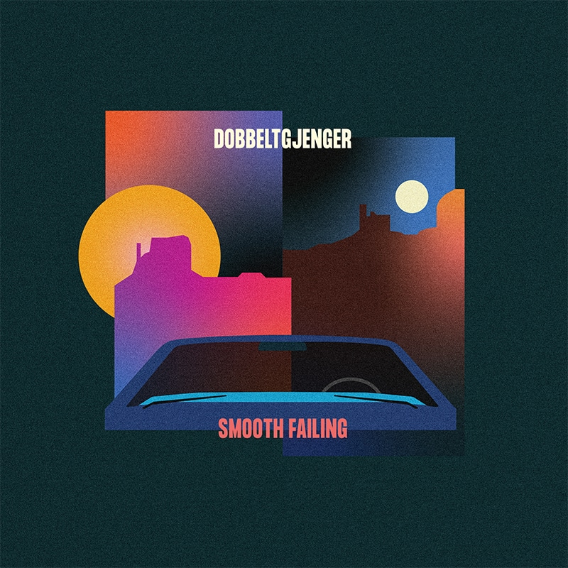 Dobbeltgjenger - Smooth Failing [LP]
