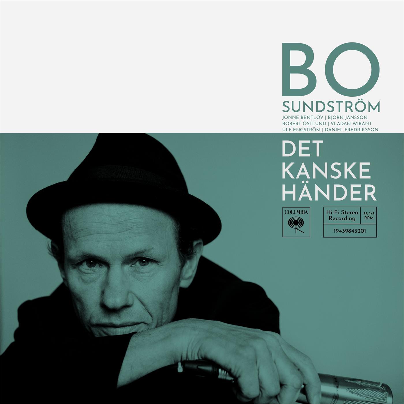 Bo Sundström - Det Kanske Händer [LP]