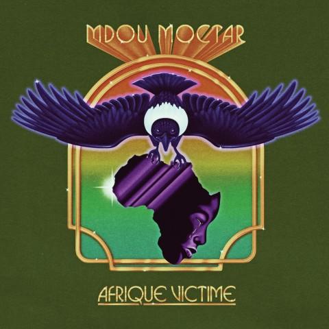 Mdou Moctar - Afrique Victime [LTD LP] (Purple vinyl)