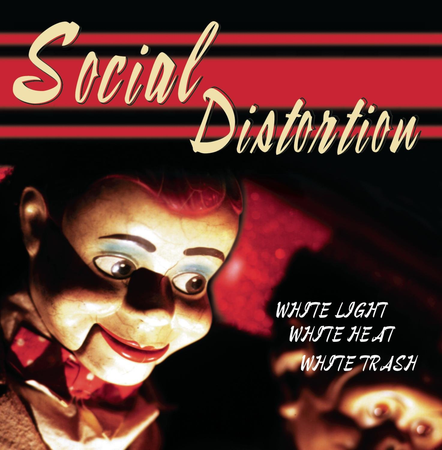 Social Distortion - White Light, White Heat, White Trash [LP]
