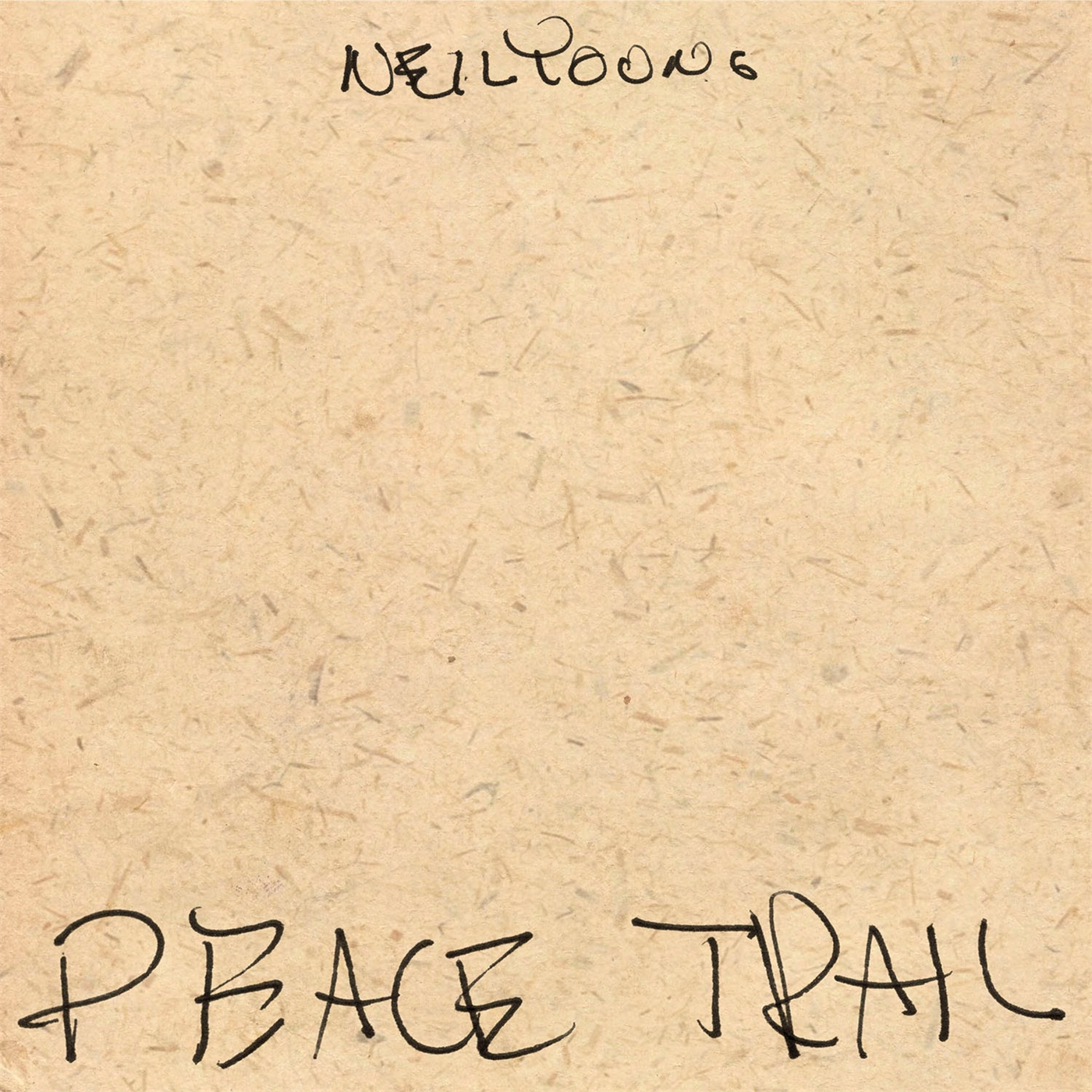 Neil Young – Peace Trail [LP]