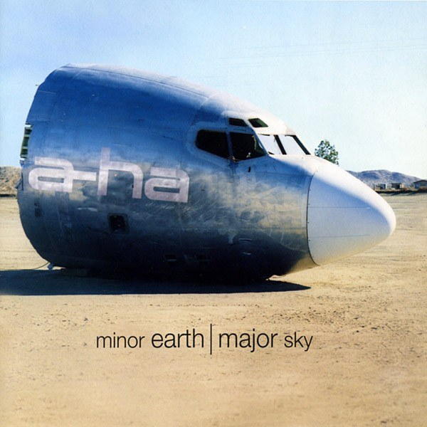 A-ha - Minor Earth, Major Sky [LP]