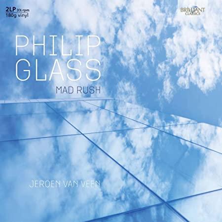 Philip Glass / Jeroen Van Veen - Piano Works - Mad Rush [2xLP]