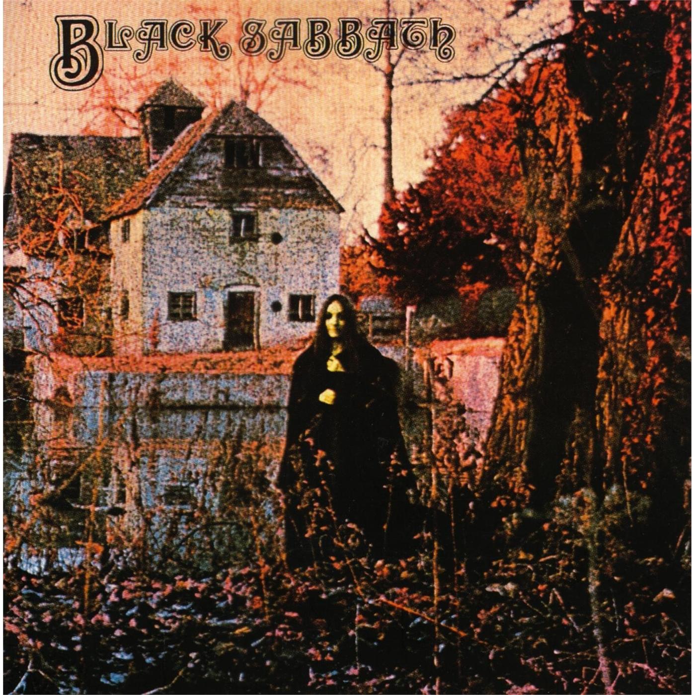 Black Sabbath – Black Sabbath [LP]