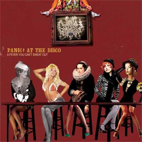 Panic! At The Disco - A Fever You Can't Sweat Out [LTD LP]