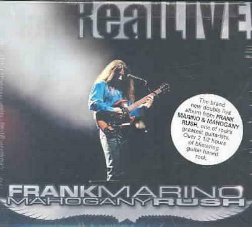 Frank Marino & Mahogany Rush - Real Live! Vol. 2 [LTD 2xLP] (RSD21)