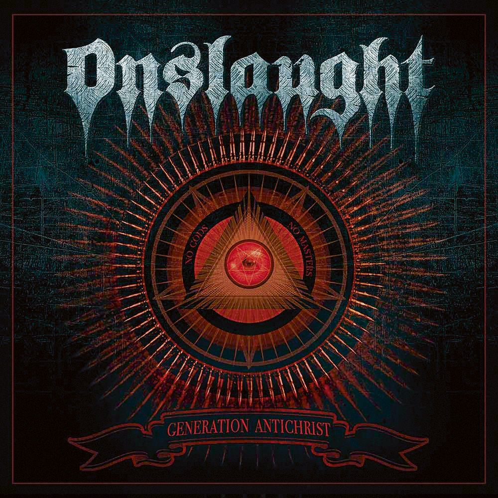 Onslaught - Generation Antichrist [LP]