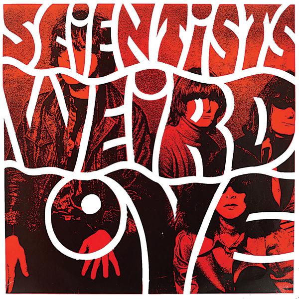 Scientists The – Weird Love [LP]
