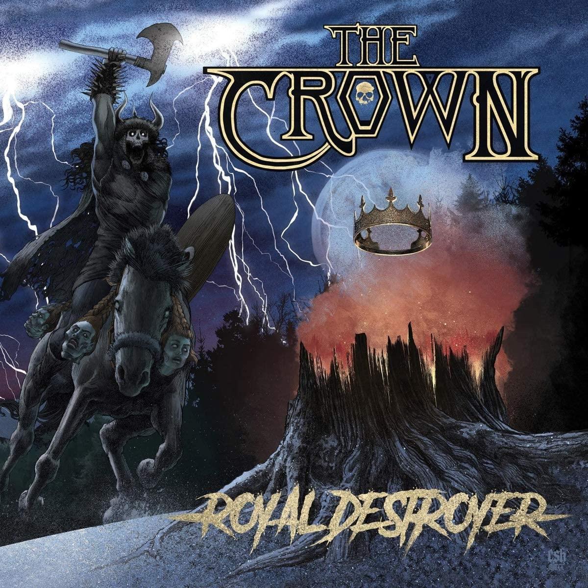 The Crown - Royal Destroyer [LP]
