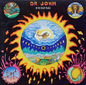 Dr. John – In The Right Place [LP]