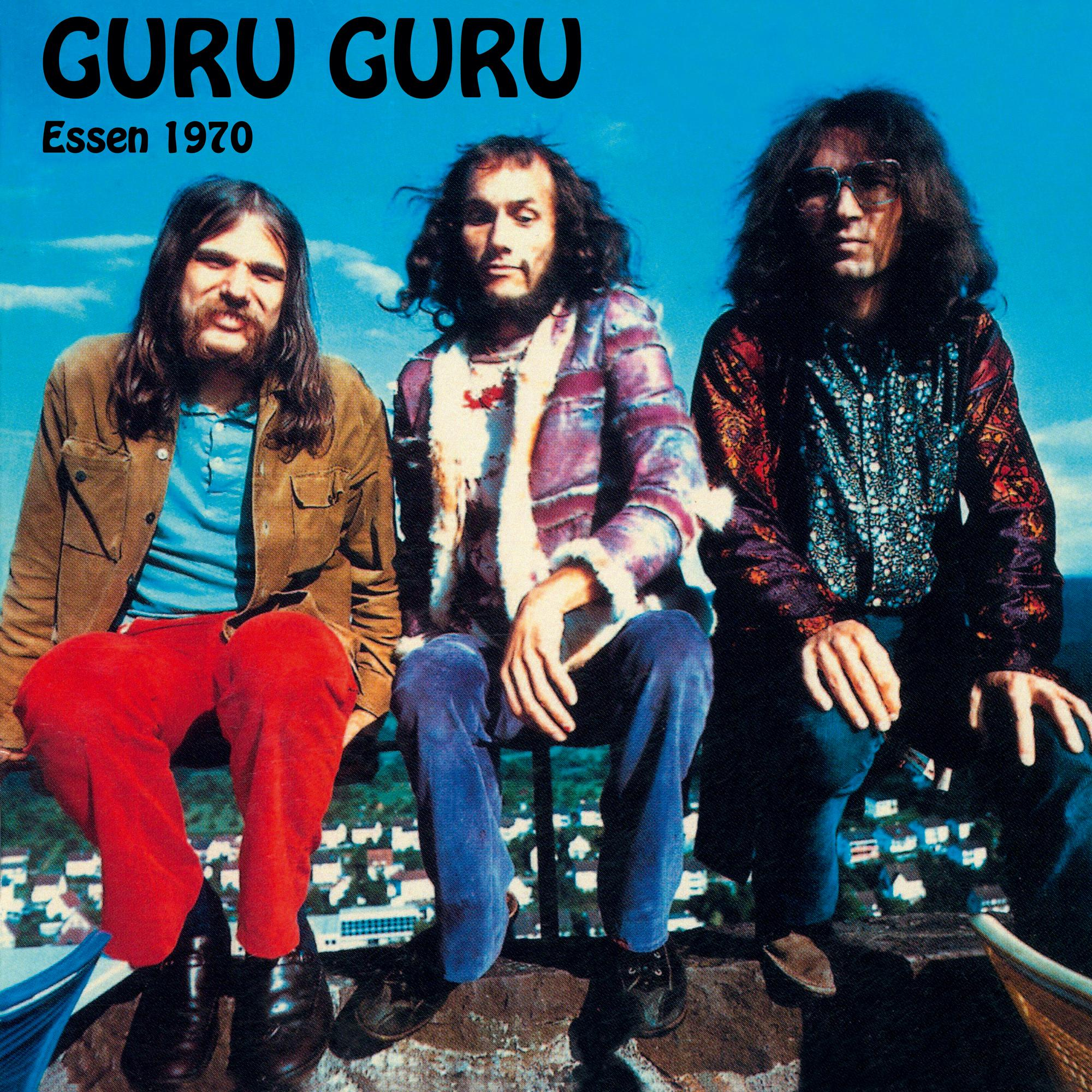 Guru Guru - Live In Essen 1970 [LP]