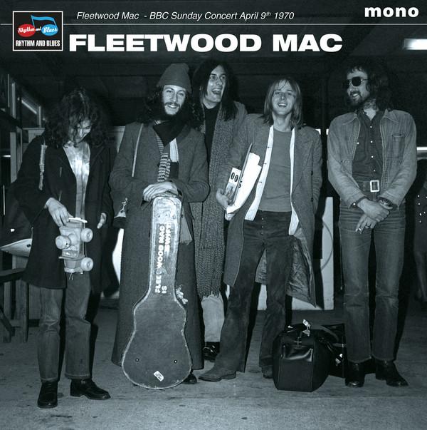 Fleetwood Mac - BBC Sunday Concert April 9th 1970 [LP]