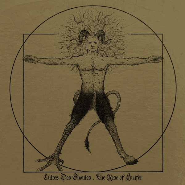 "Cultes Des Ghoules - The Rise Of Lucifer [10""]"