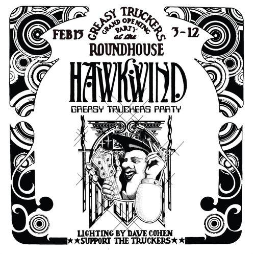Hawkwind - Greasy Truckers Party [LTD 2xLP] (RSD21)