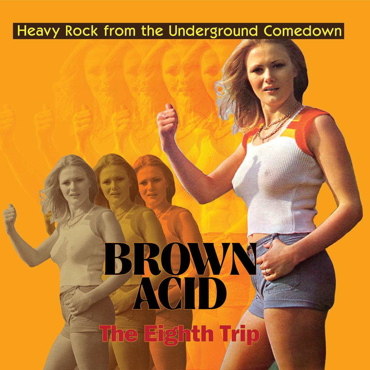 Brown Acid - The Eighth Trip [LP]