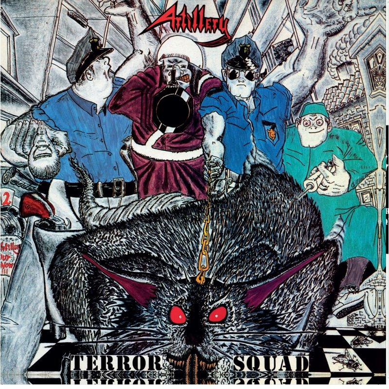 Artillery - Terror Squad [LP]