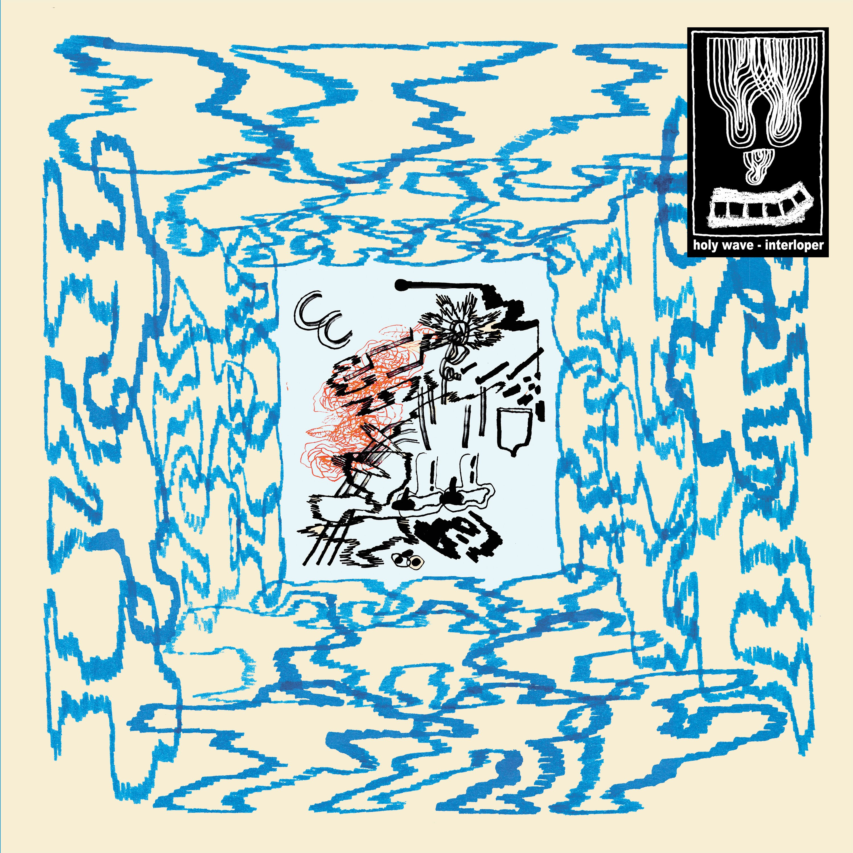 Holy Wave - Interloper [2xLP] (Tangerine vinyl)