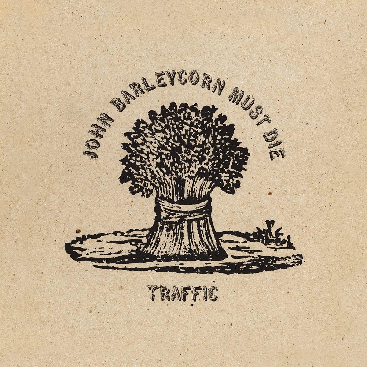Traffic - John Barleycorn Must Die [LP]