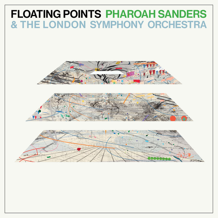Floating Points, Pharoah Sanders & The London Symphony Orchestra - Promises [LP]