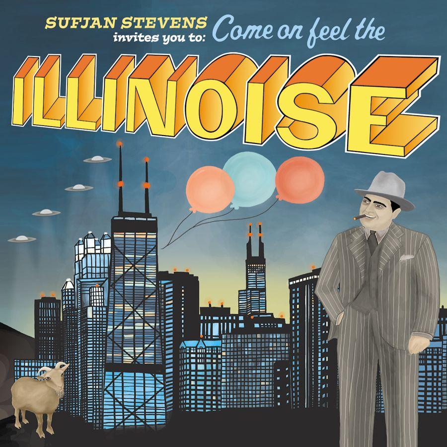 Sufjan Stevens - Illinois [2xLP]