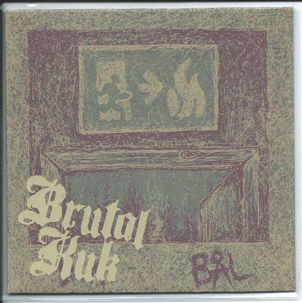 "Brutal Kuk – Bål [7""] (Green vinyl)"