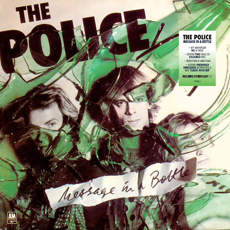 The Police - Message In A Bottle [2x7