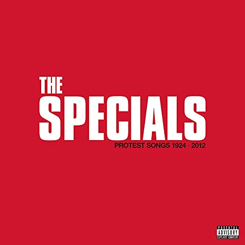 The Specials - Protest Songs 1924 – 2012 [LP]
