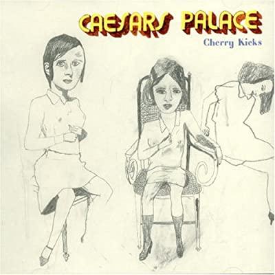 Ceasars Palace - Cherry Kicks [LP]