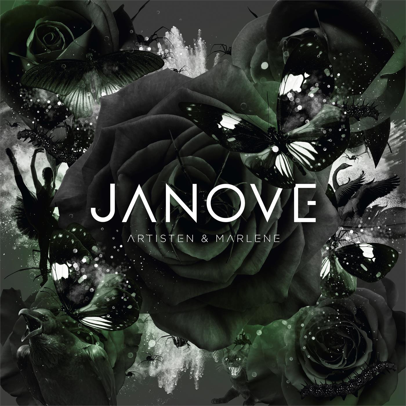 Janove - Artisten & Marlene [2xLP]