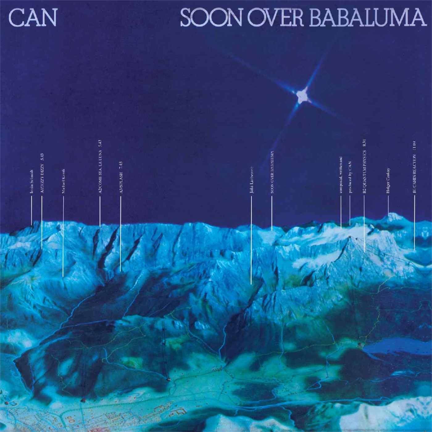 Can ‎– Soon Over Babaluma [LP]
