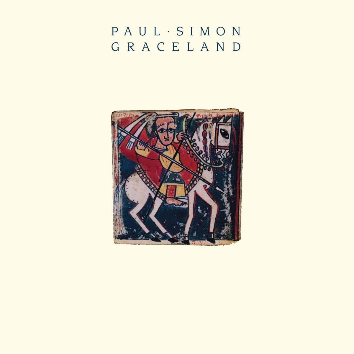 Paul Simon - Graceland [LP]