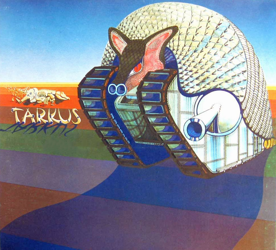Emerson, Lake & Palmer - Tarkus [LP]
