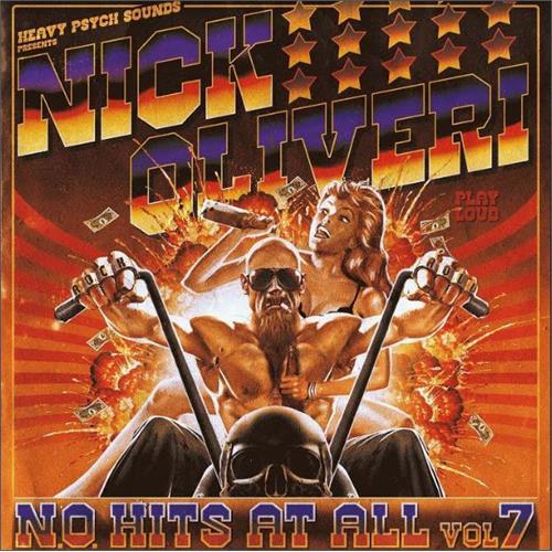 Nick Oliveri - N.O. Hits At All Vol. 7 [LP]