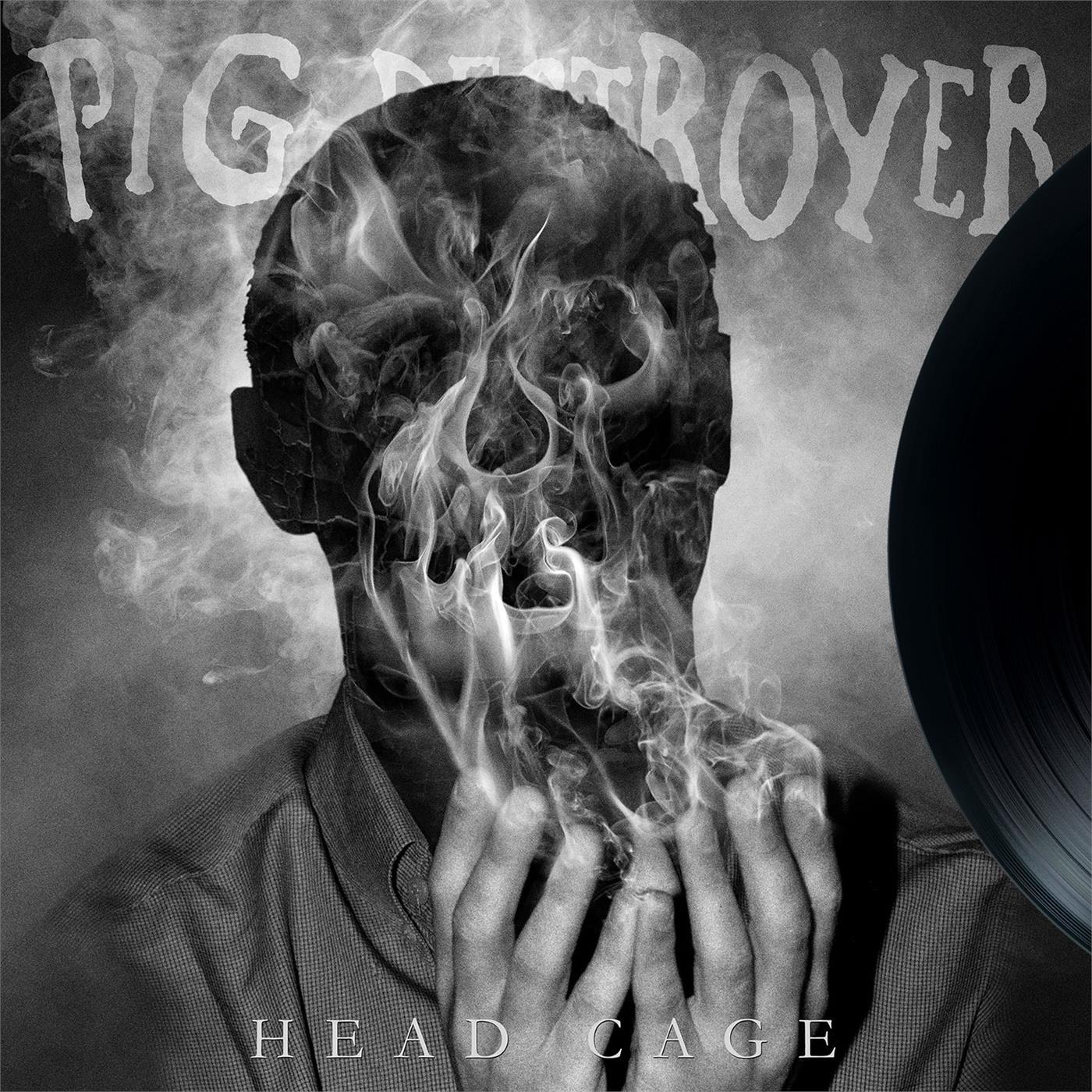 Pig Destroyer - Head Cage [LP]