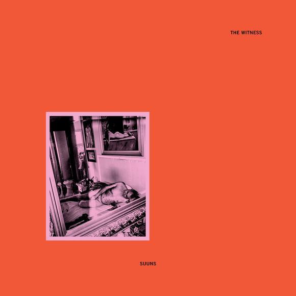 Suuns - The Witness [LP] (Bright blue vinyl)