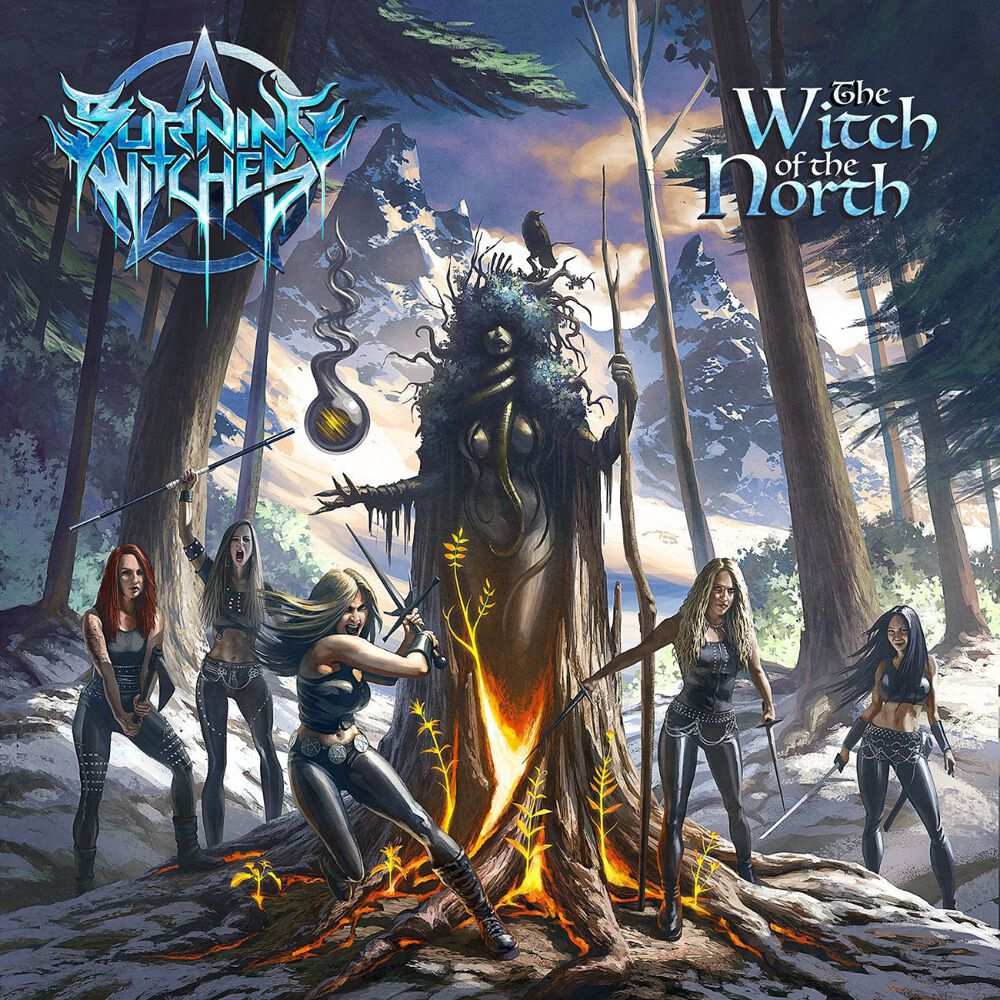 Burning Witches - The Witch Of The North [2xLP]