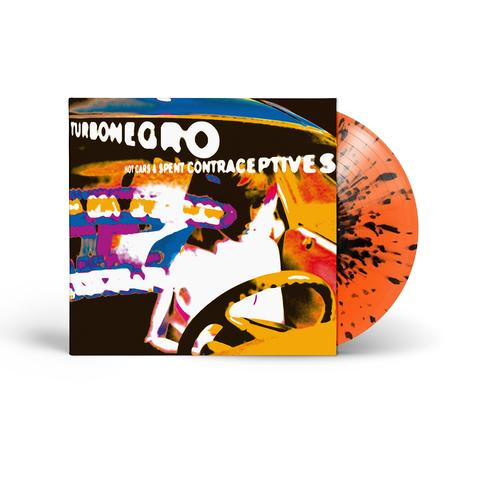Turbonegro - Hot Cars & Spent Contraceptives [LTD LP] (Orange/Black splatter vinyl)