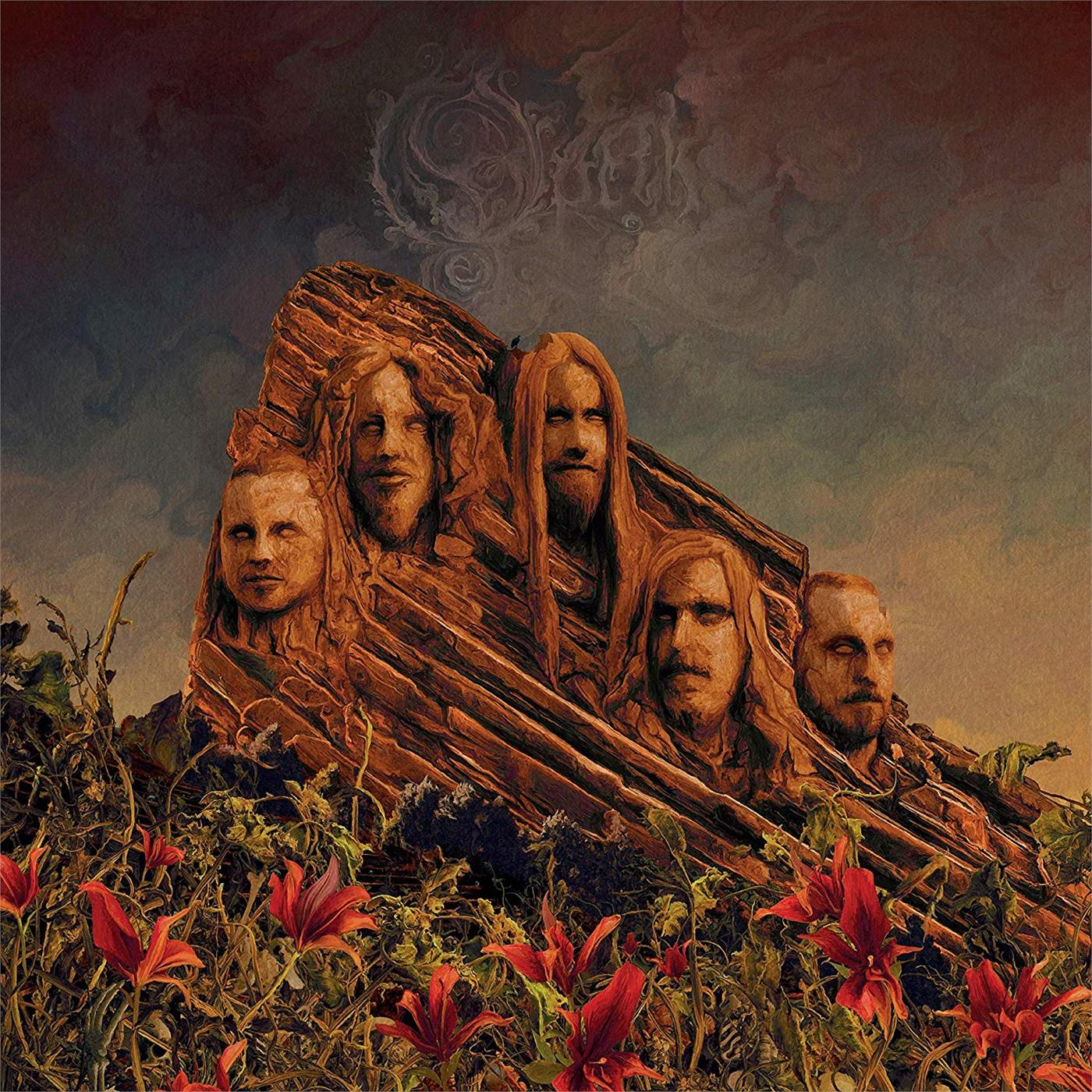 Opeth - Garden of Titans [2xLP]