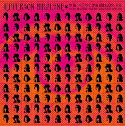 Jefferson Airplane - Acid, Incense and Balloons [LP] (RSD21)
