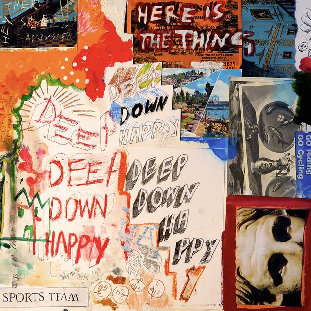 Sports Team - Deep Down Happy [LP]
