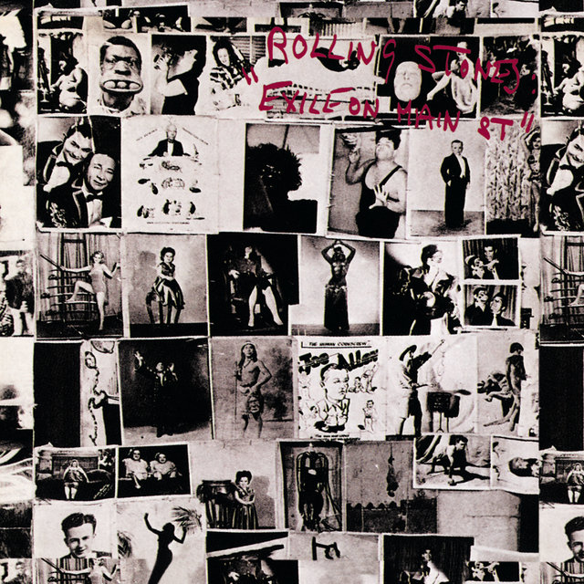 The Rolling Stones - Exile On Main Street [2xLP]
