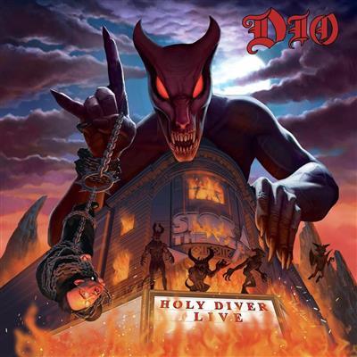 Dio - Holy Diver Live [3xLP]