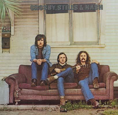 Crosby, Stills & Nash - Crosby, Stills & Nash [LP]